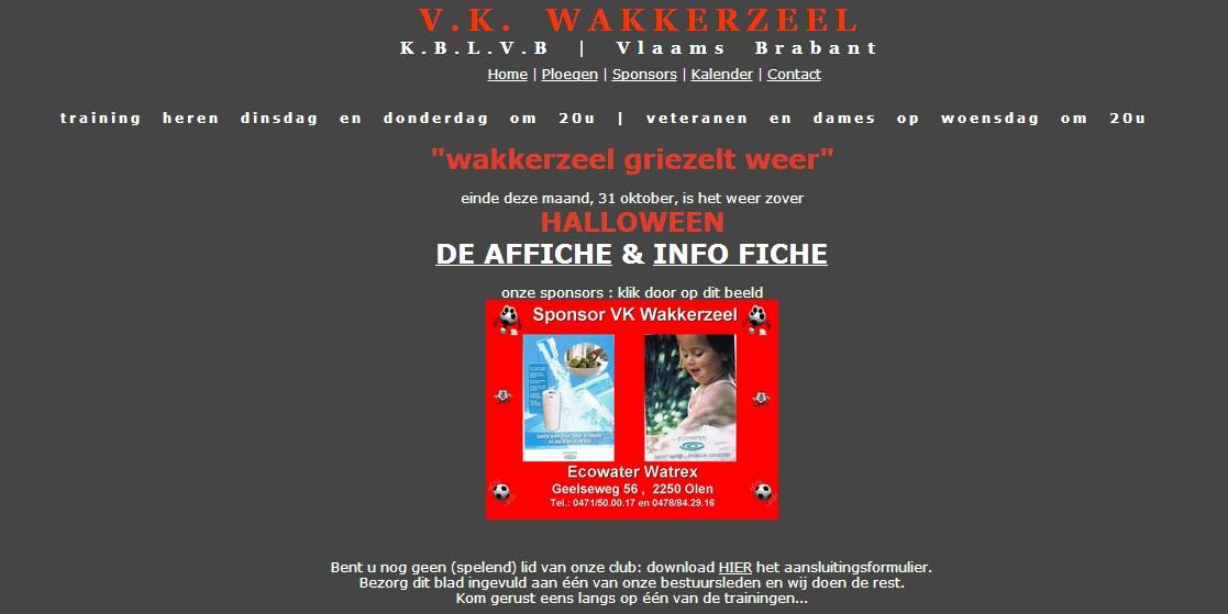 VK Wakkerzeel