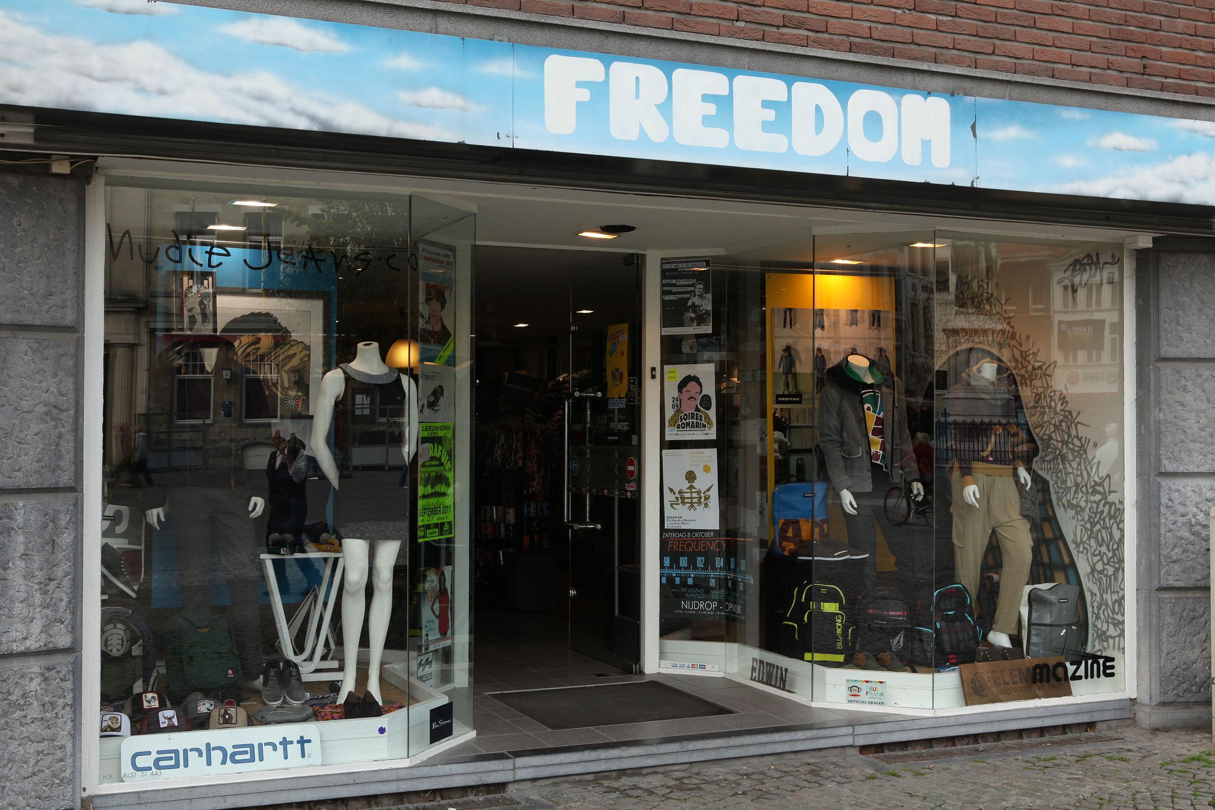 Freedom Aalst - Welkom op onze website
