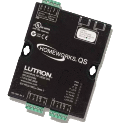 Lutron Homeworks Processor